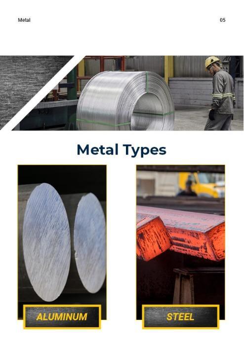 Aluminium & Steel