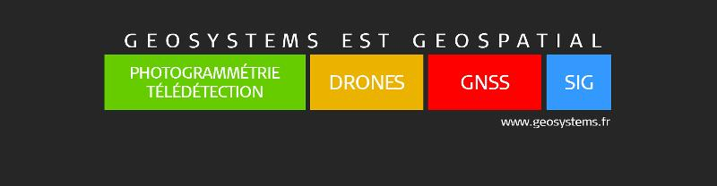 Les Univers de GEOSYSTEMS France