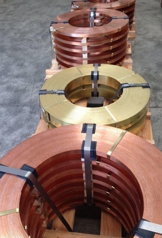 TECNOITALIA PRODOTTI INDUSTRIALI metalli non ferrosi