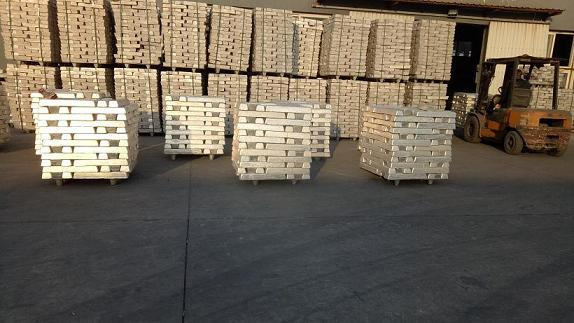 China leading magnesium ingot supplier, for aluminium smelters use, http://www.aluminum-master-alloys.com/