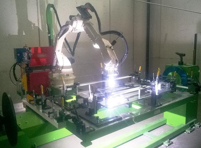 TE.SER Aluminium Pallets : produzione e vendita