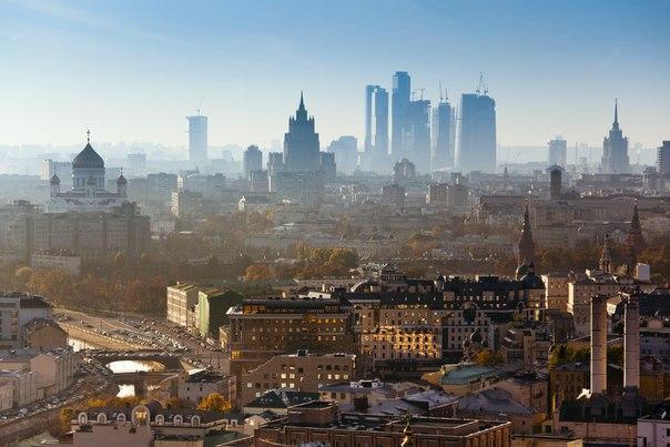 Недвижимость в Москве и Крыму