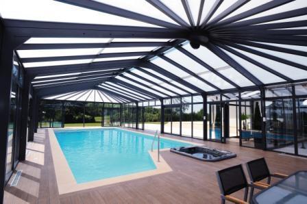 Import garden v randas m talliques veranda piscine abri for Veranda sur piscine