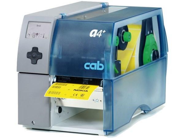 Impressora de Etiquetas CAB A4+.