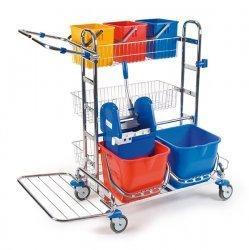 Reinigungs- & Gerätewagen