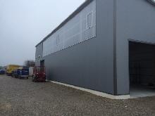 Unser neues Büro mit Halle in Hurlach