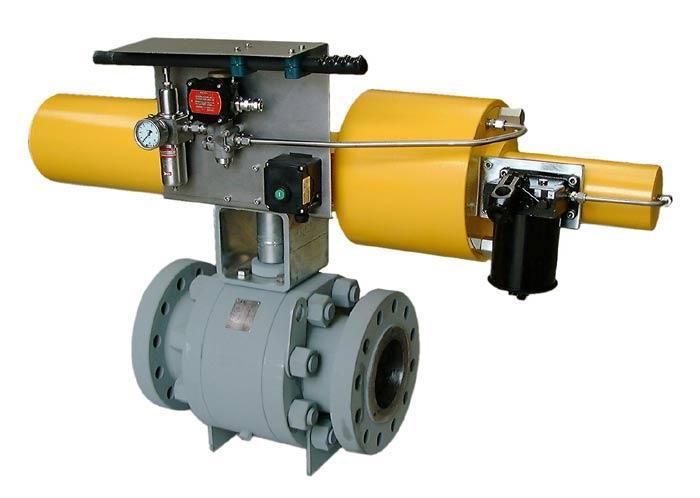 Petras actuadores para valvuler a industrial valvuler a - Griferia industrial ...