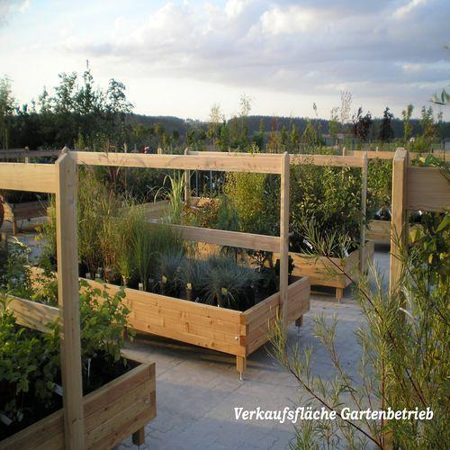 Verkaufsfläche Garten