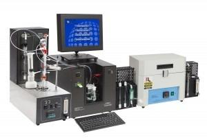 CM150 System- TC, TOC, and TIC in solids and liquids