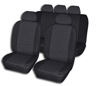 Car seat cover-Velvets thick with 2mm Foam. standard model