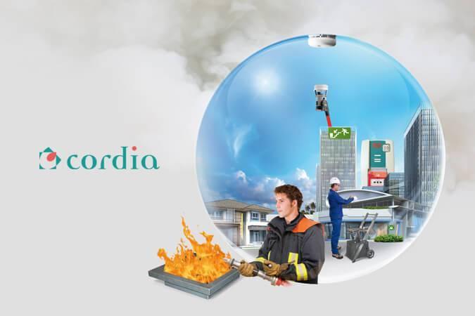 Un site web e-commerce pour lancer Cordia à l'international