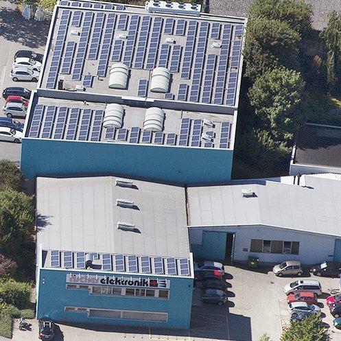 Luftaufnahme Fischer Oberflächen GmbH