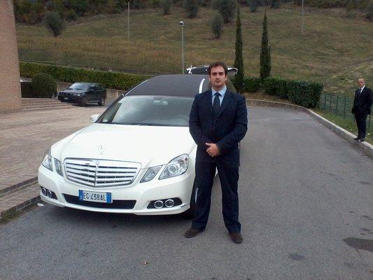 AUTOFUNEBRE CONDOTTA DAL TITOLARE SIG. ALESSIO CANDELORO