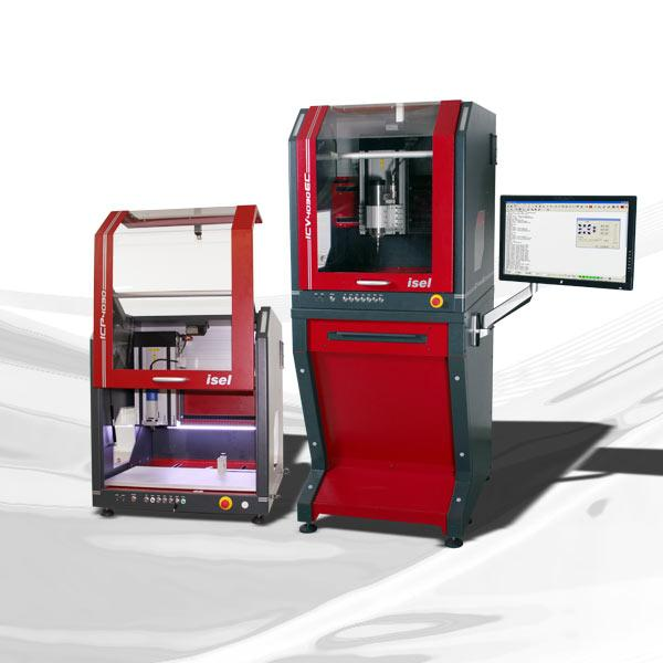 Compact CNC Machines