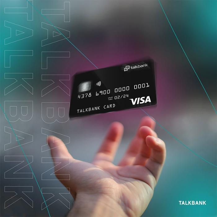 TalkBank Card