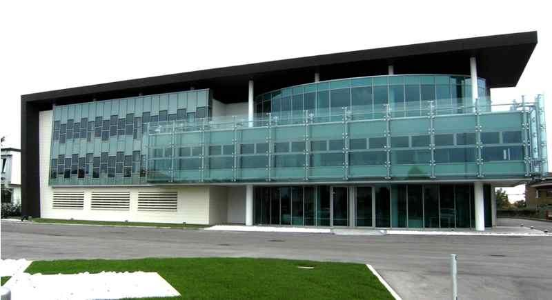 Industrie Grafiche Peruzzo, Padova