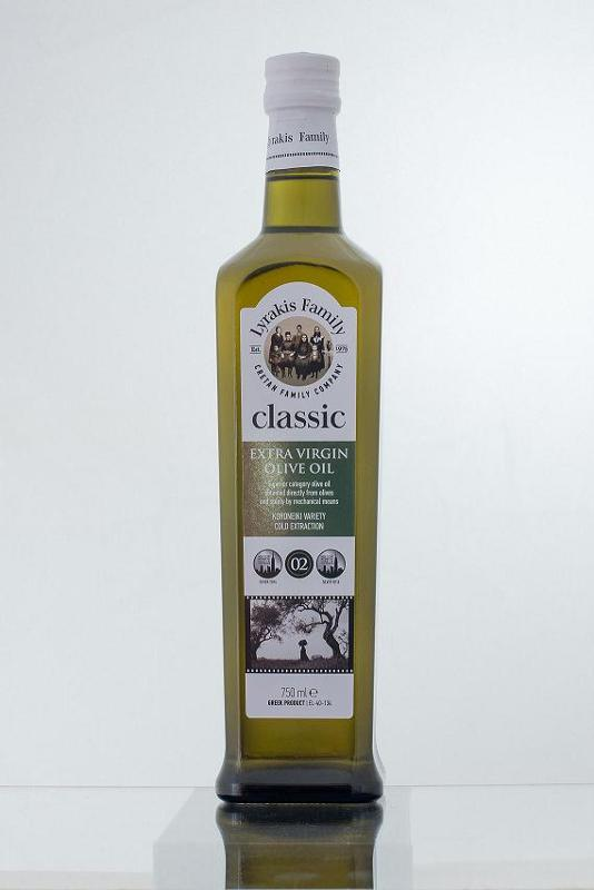 EXTRA VIRGIN OLIVE OIL - CLASSIC