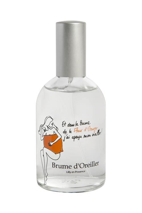 Brume oreiller Fleur d'Oranger
