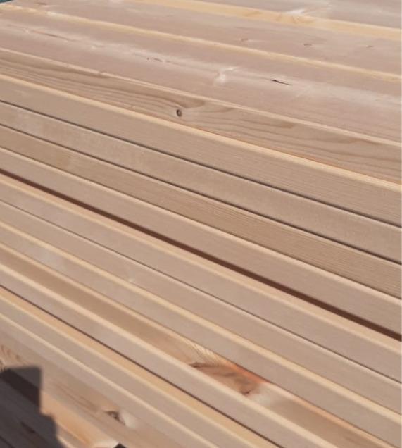 Pine / Spruce Sawn Timber