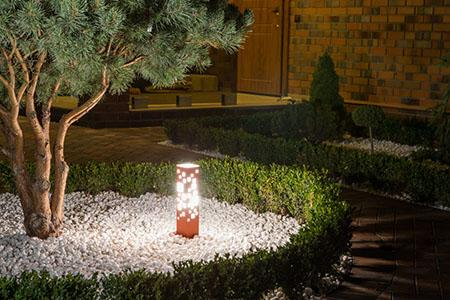 Garden light Tower OC-370