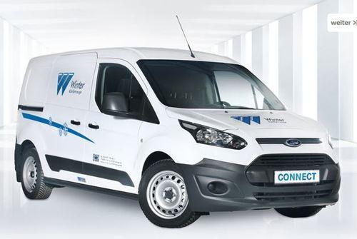 Ford Kühltransporter