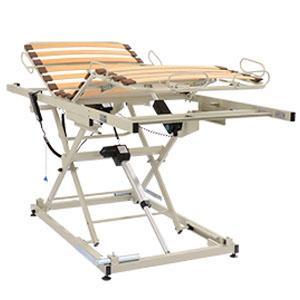 aks-B4 compact ist für den Einsatz im vorhandenen Einzel- oder Doppelbett konzipiert: die Vorteile eines Pflegebetteskönnen im vollen Umfang genutzt werden und das gewohnte Umfeld bleibt erhalten.