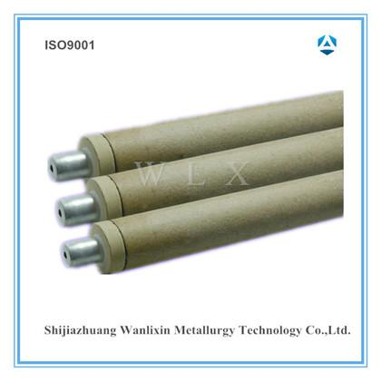 expendable fast thermocouple