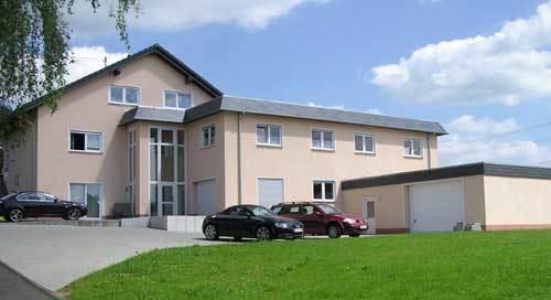 Gebäude SchiBo GmbH