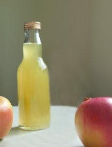 Apfel-Fruchtsirup