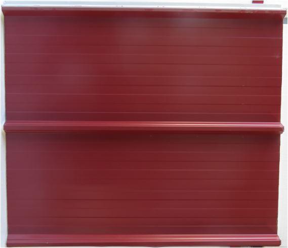 Villarte paneles canarios chapas perfiladas metales - Panel sandwich zaragoza ...