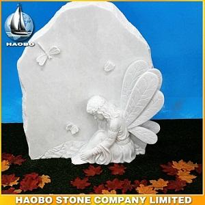 Material: China White Marble; Size:68X80HX20cm