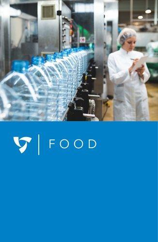 Ölfreie Druckluft für Nahrungsmittel