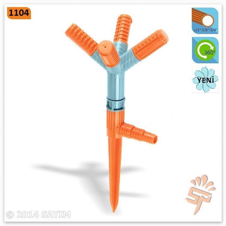 4 ARM SPRINKLER