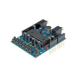 Conecta tu Arduino a una red LAN utilizando la librería Ethernet. Compatible con Arduino UNO y MEGA.