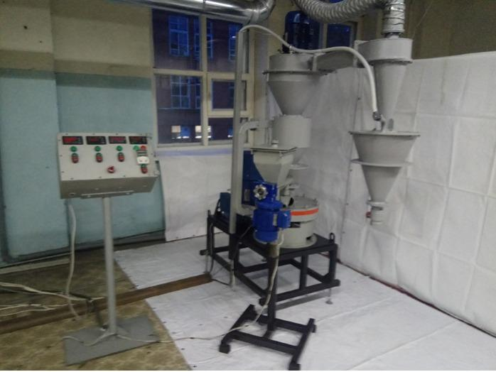 Mill complex for metals MKM-400