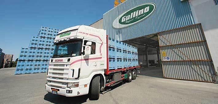 L'azienda Gullino - Import Export Frutta