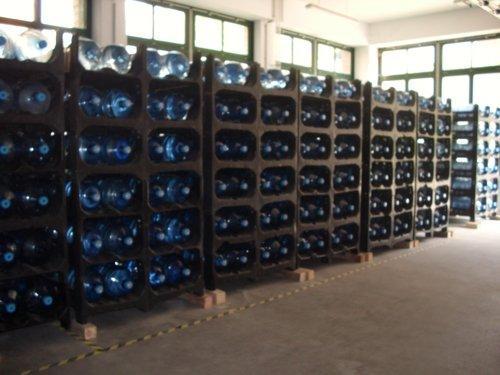 Frisches Umkehrosmose Wasser