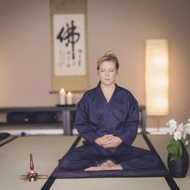 Zen Meditation – vita Zen Lounge Salzburg