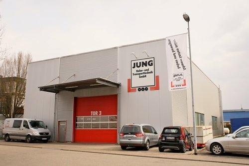 Firmengebäude in Waiblingen-Beinstein