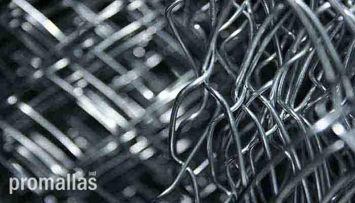 Chain Wire Fencing  Mesh ® Promallas