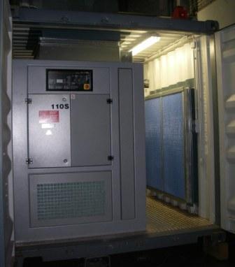 "Nitrogen Container 20"""