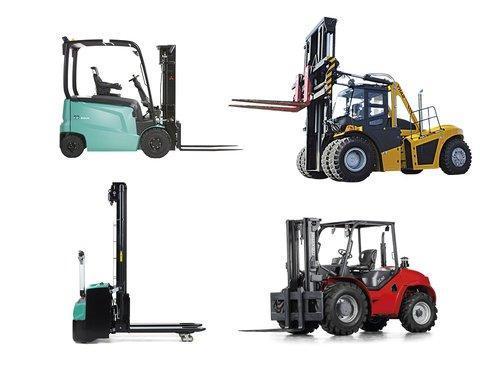Forklifts for rent