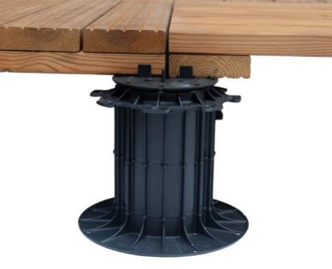 Surplot Adjustable Pedestal