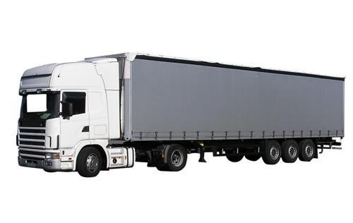 Many years of experience in international transport.