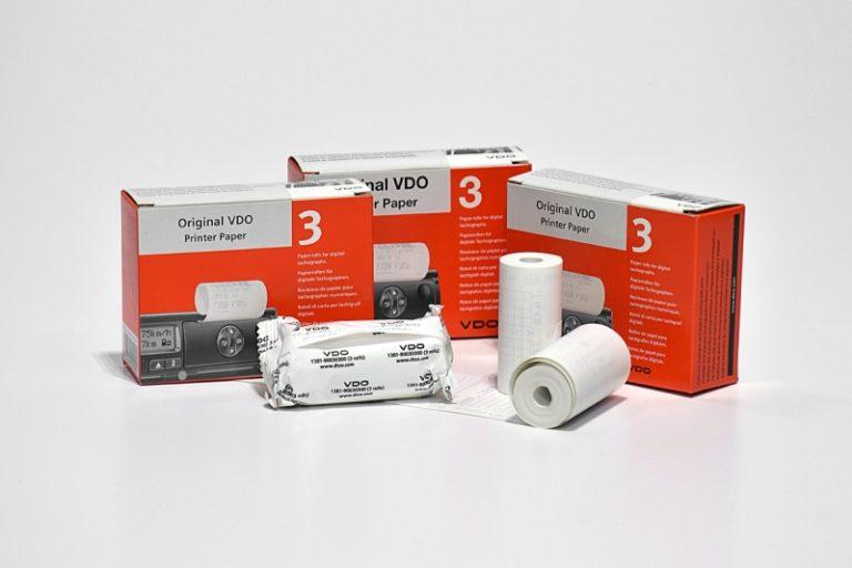 Rolls – thermal paper