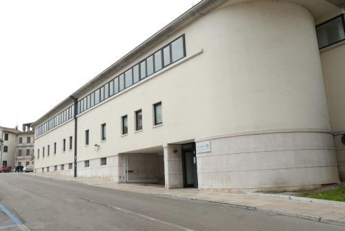 HEADQUARTERS IN PORDENONE - ITALY