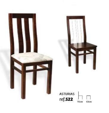 Asturias chair