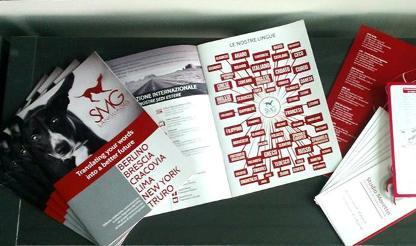 Group Profile e materiale pubblicitario di Studio Moretto Group - traduzioni professionali e servizi linguistici