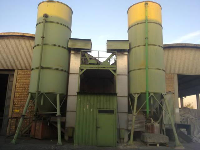 silos impianto