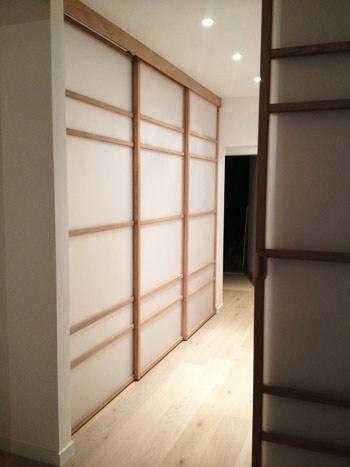 Zen wall informations r f rences dossiers de l 39 entreprise zen wall - Fabriquer cloison japonaise ...